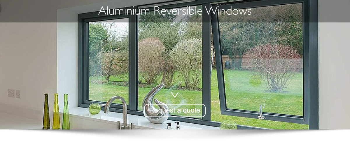 Why Choose Aluminium Reversible Windows